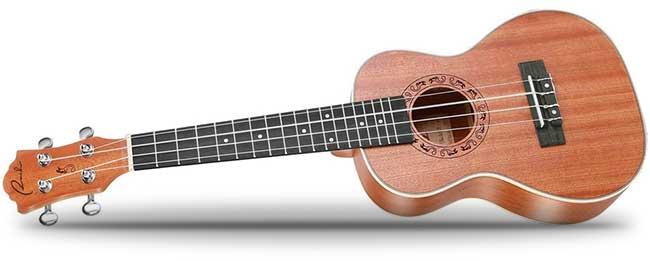 Best budget left handed ukulele