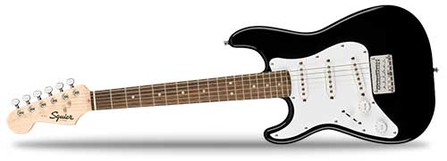 Squier Left Handed Mini Stratocaster
