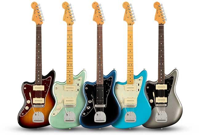 Fender American Pro II Left Handed Jazzmaster