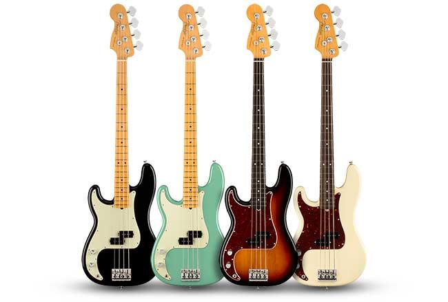 Fender American Pro II Left Handed P-Bass