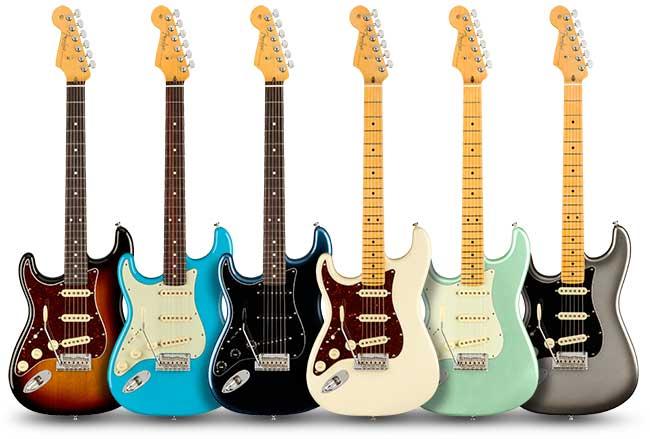 Fender American Pro II Left Handed Stratocaster