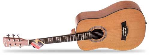 Kids Left Handed Guitar by Hola