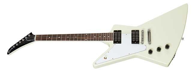 Left Handed Gibson 70s Explorer