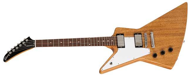 Left Handed Gibson Explorer
