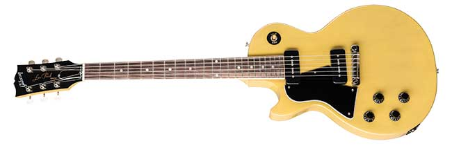 Left Handed Gibson Les Paul Special