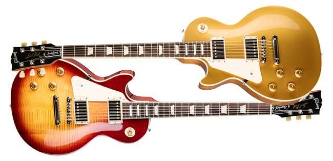 Left Handed Gibson Les Paul Standard 50s
