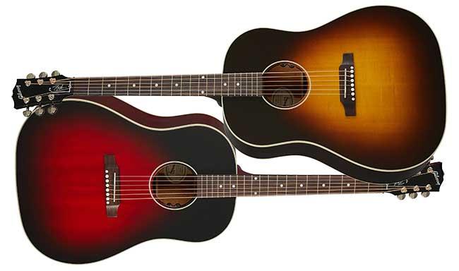 Left Handed Gibson Slash J-45 Acoustic