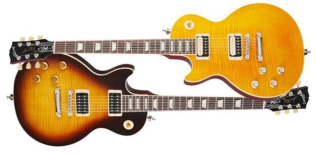 Left Handed Gibson Slash Les Paul Standard