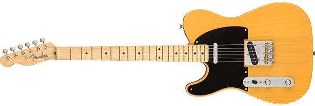 Left Handed Fender American Original 50s Telecaster