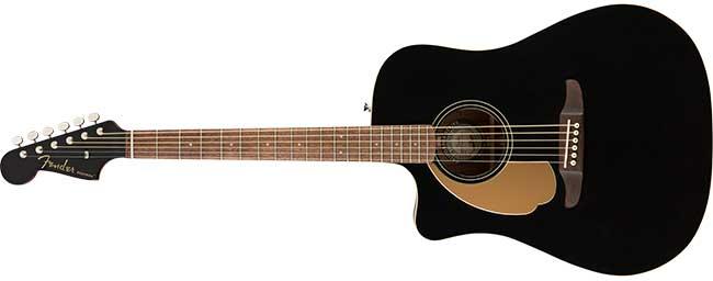 Left Handed Fender Redondo Player