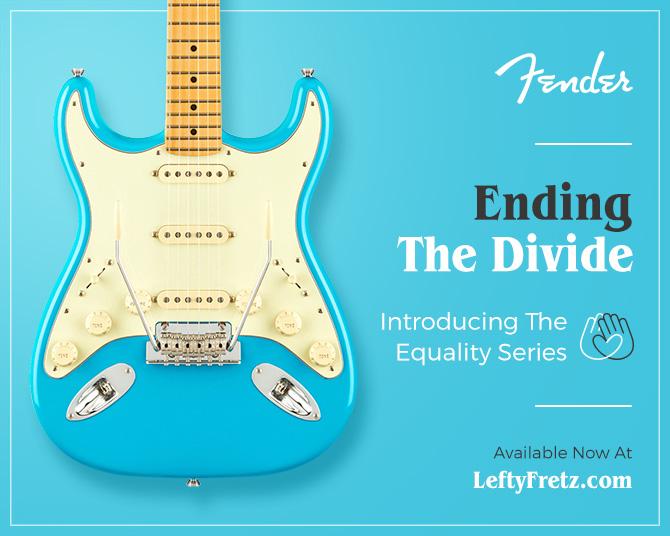 Ambidextrous Guitar Design