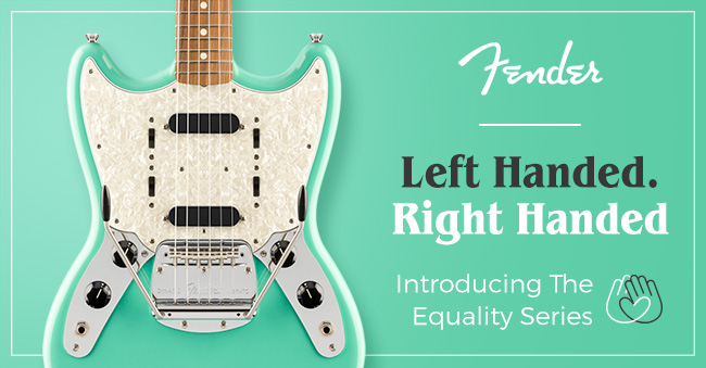 Fender Equality Series