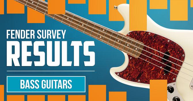Fender Left Handed Bass Survey