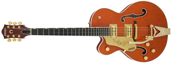 Gretsch G6120TLH Players Edition Nashville gaucher