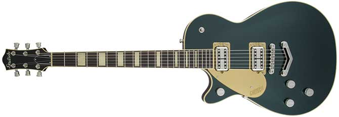 Gretsch G6228LH Players Edition Jet BT avec main gauche