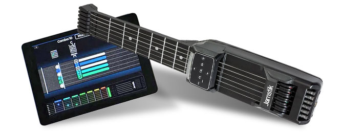 Left Handed Jamstik Guitar Trainer