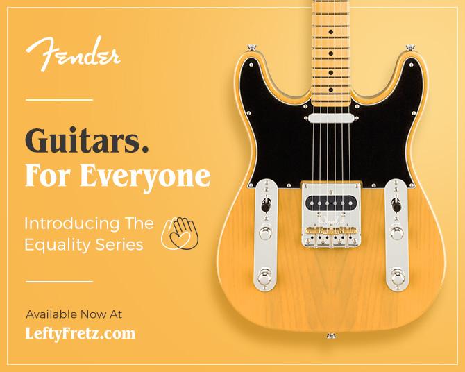 Symmetrical Guitar Design