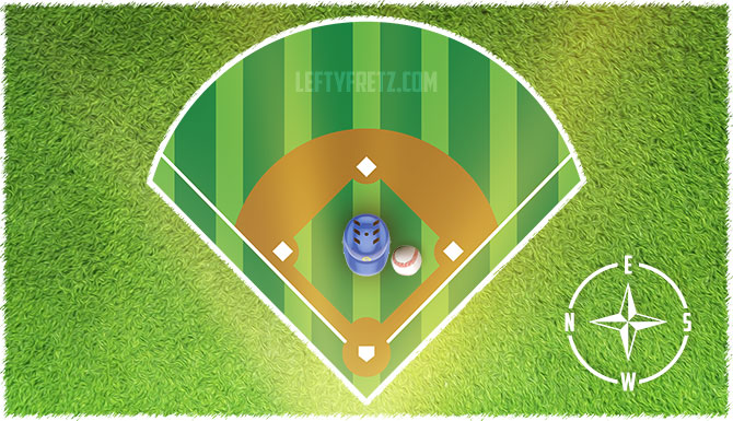 Southpaw Baseball Origin