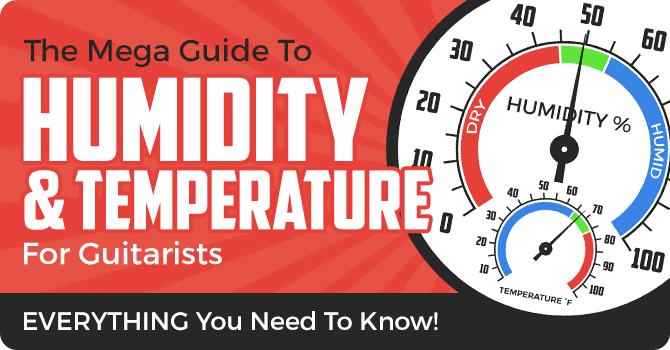 Guitar Humidity Monitor