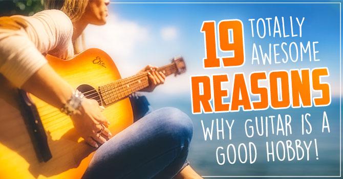 Is Guitar A Good Hobby