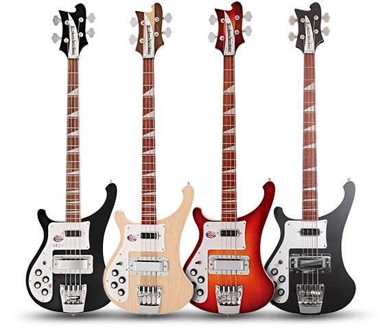 Rickenbacker 4003 Bass Left Handed