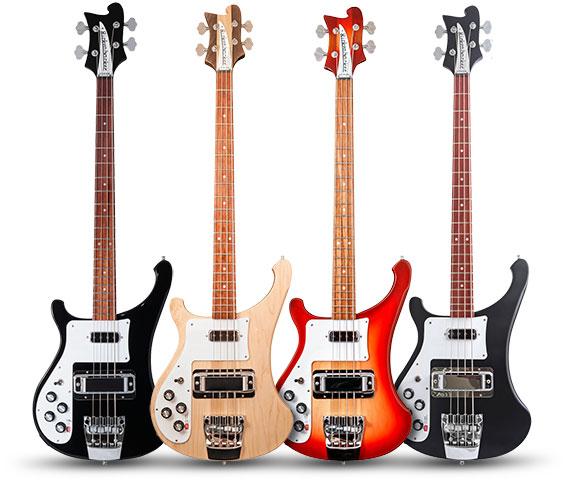 Rickenbacker 4003s Left Handed Bass
