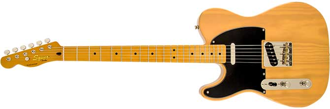 Squier Classic Vibe 50s Telecaster Left Handed