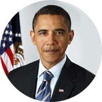 Barack Obama Left Handed