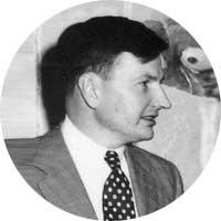 David Rockefeller Left Handed