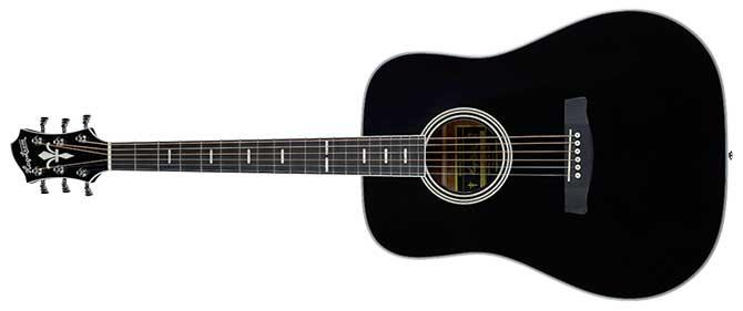 Hagstrom Siljan II Acoustic Left Handed