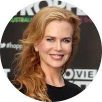Nicole Kidman Left Handed