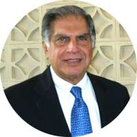 Ratan Tata Left Handed