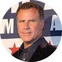 Will Ferrell Left Handed