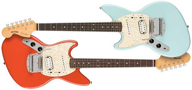 Fender Kurt Cobain Jag-Stang Left Handed