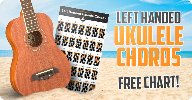 left hand free ukulele chords