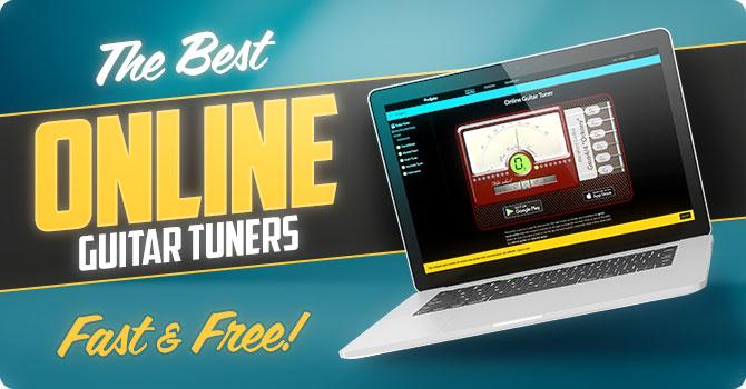 Online Guitar Tuner