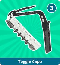 Toggle Capo