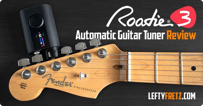 Roadie 3 Guitar Tuner Review
