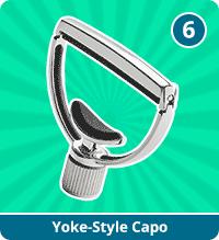 Yoke Style Capo