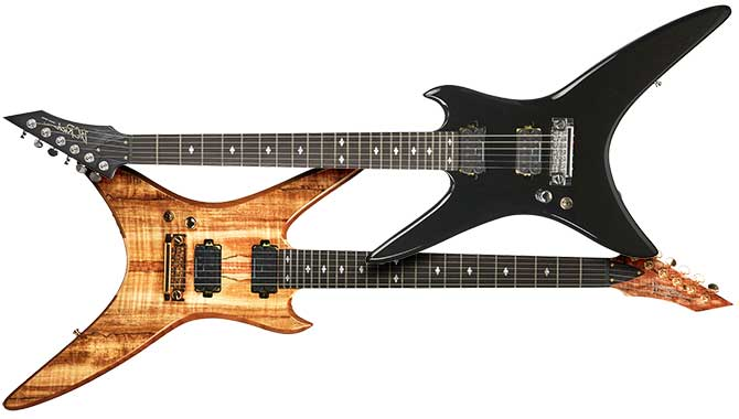 BC Rich Stealth Legacy Left Handed